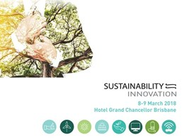 Abstracts open for National Sustainability in Business Conference 2018
