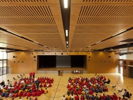 PMDL utilises Design & Construct service for school hall
