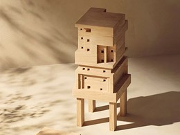 Design your own bee house with IKEA's bee home open-source project
