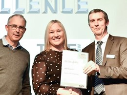 Benita Elliott awarded for topping building design course