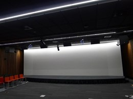 New MAZDA auditorium in Mulgrave, VIC features bespoke QUATTRO stage system