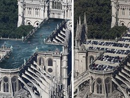 More shocking redesign proposals for Notre Dame