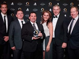 Multiplex project with BOSS FyreBox recognised with prestigious industry award