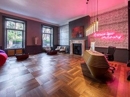Havwoods floor showcases grandeur of period building in London