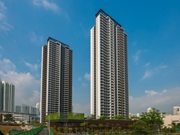 World's tallest modular building completed in Singapore