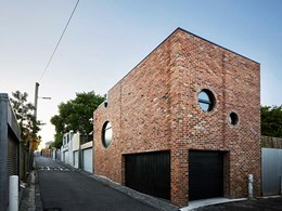 Glazed bricks from PGH Vibrant range add colour and gloss to Melbourne home