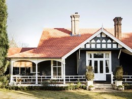 130-year-old heritage home refreshed with new terracotta roof tiles from Monier