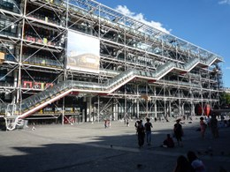 Iconic Buildings of the 20th Century Talk: Centre Pompidou