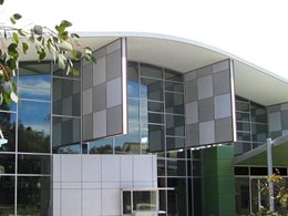 Charles Sturt University project features ARCPANEL custom roof panels