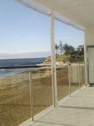 Collaroy Surf Club function room secured with KRGS roller doors