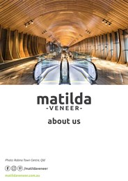 Matilda Veneer: About us