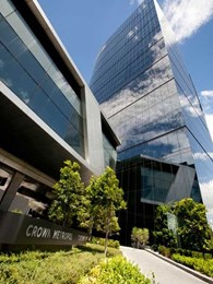 Rondo ceiling and drywall framing systems installed at Melbourne's Crown Metropol