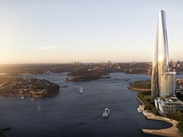 Designed by architects WilkinsonEyre, Crown Sydney on track for December 2020 opening