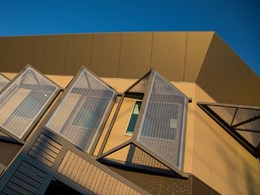 Cemintel Territory cladding creates welcoming vibe at new Mildura community hub