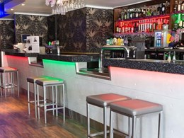 Cemintel's self cleaning cladding stands up to high spirited pub atmosphere in Brisbane