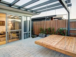 Summit Homes' new display home highlights versatility of Cemintel cladding