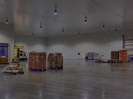 ASKIN's XFLAM panels help new Shepparton cold storage achieve CA room standards