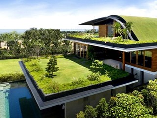 Zero carbon home. image: Solar Indsutry Quotes