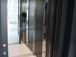 Lift Shop installs 630kg lift in 4-level St Kilda home