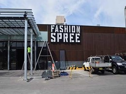 Fashion Spree opens KRGS doors at new factory outlet centre in Sydney