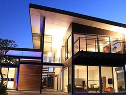 AWS' Elevate Aluminium windows and doors meet sustainability goals at Yallingup home