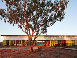 Cultural sustainability in a colourful outback gem