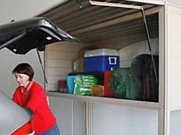 The Box Thing: Apartment Storage Systems offers tips on garage storage for the Body Corporate