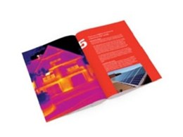 FLIR guidebook explains thermal imaging in building and renewable energy applications