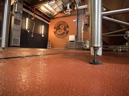 Flowfresh SR installed in Brooklyn craft beer facility during redevelopment