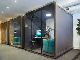 Urban rooms for better focus and productivity