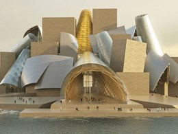 Frank Gehry's new Guggenheim to start construction