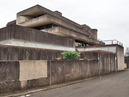 Sydney Brutalist court to be demolished for apartments
