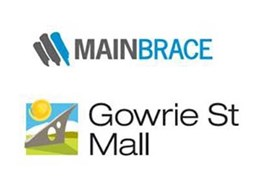 Gowrie Street Mall gets a facelift with KRGS Doors
