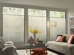 Honeycomb blinds keeping homes well insulated and energy efficient