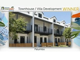 SA builder Palumbo wins HIA GreenSmart award for Prince's Terrace