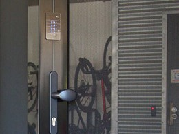 Assured business security with Crimsafe's new security doors