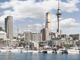 Woods Bagot and Peddle Thorp to design 50-storey Auckland tower