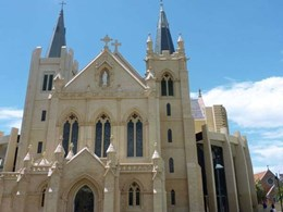 Bauwerk paints used in multimillion dollar renovation of St Mary's Cathedral, Perth