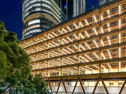 Sydney's International House wins Grand Prix at Australian Timber Design Awards