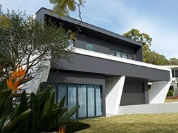 Hebel impresses at stunning Sydney home with speed of installation