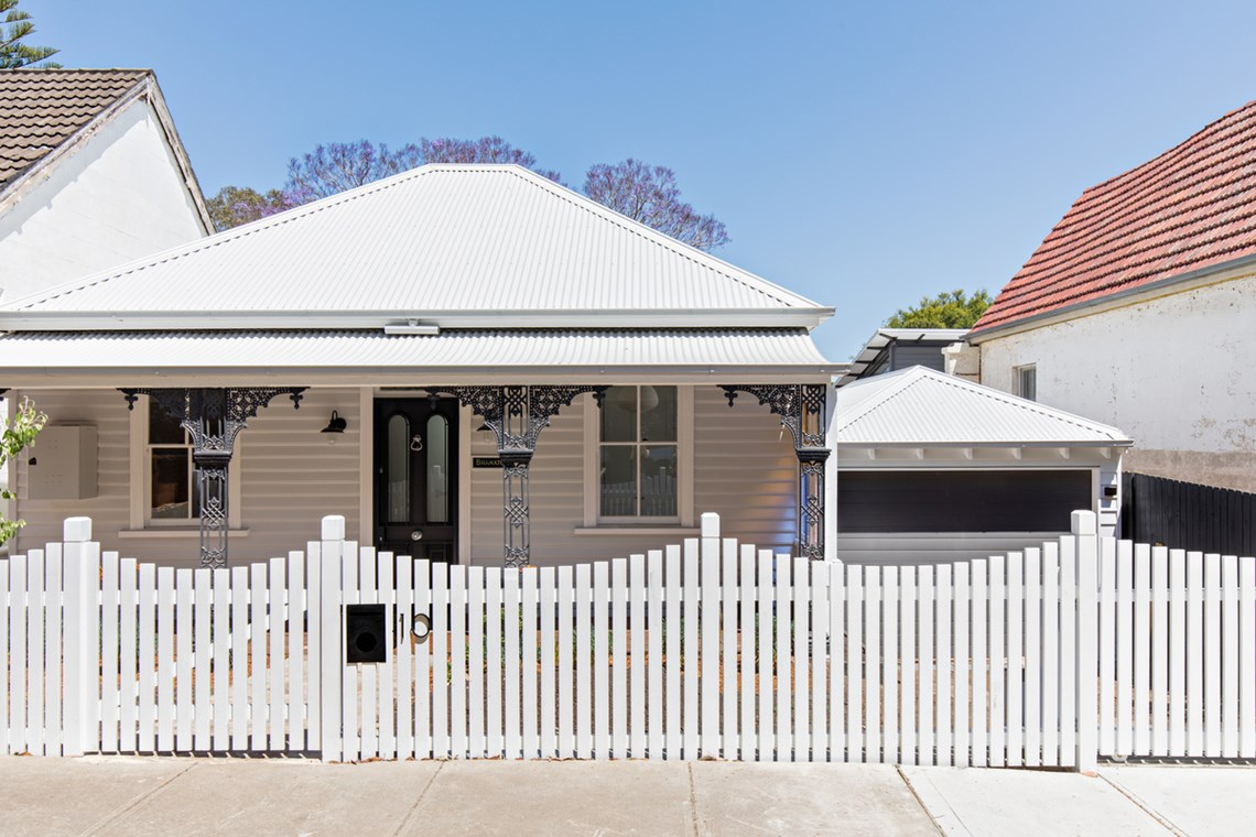 The timeless beauty of the Summer Hill House