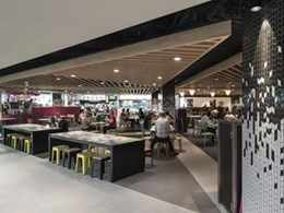 Leffler Simes Architects rejuvenates dated city shopping centre
