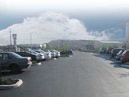 Gripset's rapid resurfacing resolves problem at Linfox HQ carpark