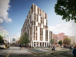 Hayball to design $100m student housing for Melbourne Uni