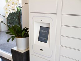 How parcel lockers can help with COVID safety in high-rise apartments