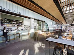 Seafood restaurant takes sustainable route to indoor-outdoor fine dining