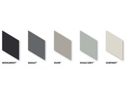 COLORBOND Steel Matt for striking, yet subtle roofs and walls