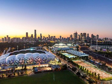 Infrastructure development has received a significant boost in Victoria with the state government committing a record $13.7 billion to this sector in their latest budget. Image: Visit Melbourne