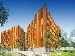 Jackson Clements Burrows-designed student accommodation gets Passive House tick