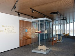 AMC Architects choose fire compliant acoustic panels for Canberra landmark